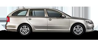 Škoda Octavia II Facelift